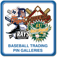 BASEBALL TRADING PIN GALLERY