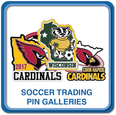 SOCCER TRADING PIN GALLERY