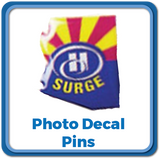 Photo Decal Pins