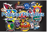 Popular Pin Uses
