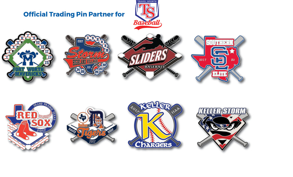 Travel Sports Pin Partners