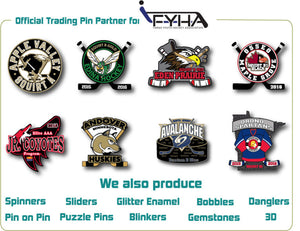 Fargo Trading Pins - SteelBerry Pins