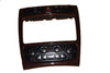 2001-2004 Mercedes Benz C Class C320 C240 Radio Climate Control Wood Grain Bezel