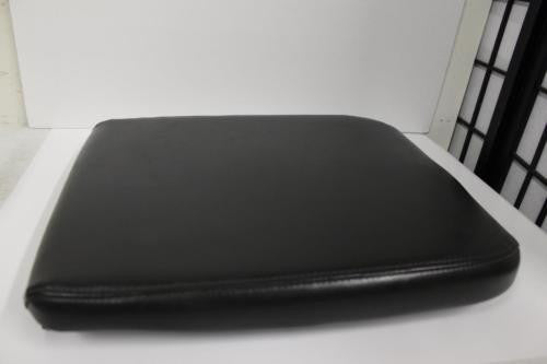 2009-2013 Dodge Ram 1500 Armrest Center Console Cover Lid Black Leather