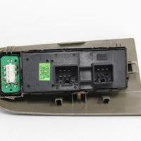 2002-2005 Ford Mountaineer Driver  Side Power Window Master Switch 3L2T-14540-AA