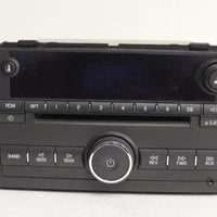 2006-2008 Chevy Monte Carlo Impala Radio  Stereo Cd  Player Aux In