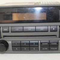 2004-2006 NISSAN ALTIMA RADIO/CD PLAYER CQ-JN2460X