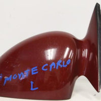 2007 Monte Carlo Left Driver Side Mirror