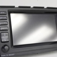 2005-2006 Acura Mdx Navigation Information Display Screen