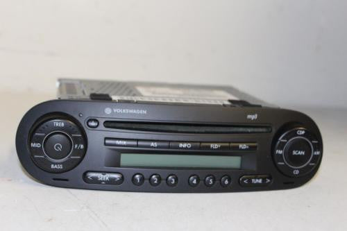 98 99 01 02 03 04 05 VW VOLKSWAGEN BEETLE AM FM RADIO MP3 CD PLAYER