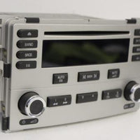 2005-2006 Chevy Cobalt Radio Stereo Am/ Fm Cd Player