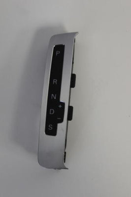 2005-2008 Audi A6 Center Console Automatic  Gear Shift Selector Trim