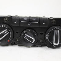 11-14 Vw Jetta Sedan 5C1 819 045 Climate Control Panel Temperature Unit