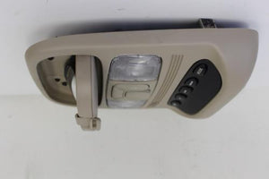 2004-2010 Toyota Sienna Roof Overhead Console Sunroof Switch Dome Light