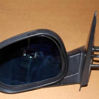 98-99 Benz Ml Ml320 Ml430 Mirror Lh Driver  Power Black Free Shipping
