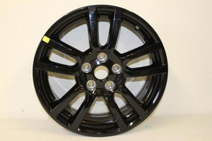"2012-2015 CHEVROLET SONIC Double 5  Spoke Black Alloy 16""x6  Wheel 19259634"