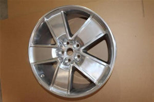 "2010-2013 GM CHEVROLET CAMARO SS OEM 21"" WHEELS RIMS FACTORY STOCK 9.5 one rim R"