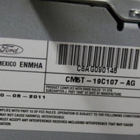 2012-2014  Ford Focus Cm5T-18B955-Ce Information Display Screen