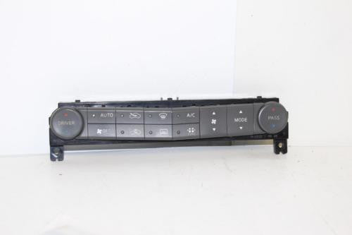 2004-2006 Nissan Maxima  A/C Heater  Climate Control 27500-7Y000