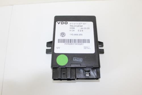 2003-2009 Vw Beetle Convertible Top Computer Module 1Y0 959 255