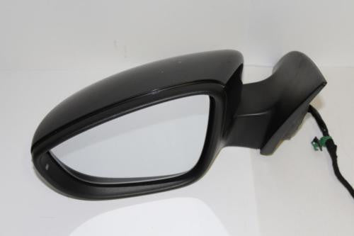 2009-20012 Vw Cc Left Driver Power Side View Mirror Oem
