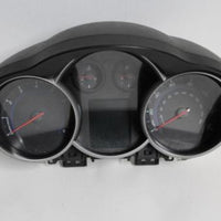 2011-2012 Chevrolet Cruize Speedometer Cluster Mileage Unknown 95018203