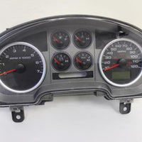 2004 2005  Ford  Speedometer Instrument Cluster 124,025