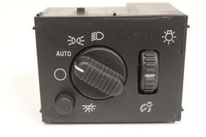 2003-2006 Silverado Suburban Auto Headlight Dimmer Switch 15194803B