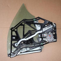 98-02 Mercedes-Benz Clk320 Clk430 Rear Quarter Window Regulator W/ Glass Right
