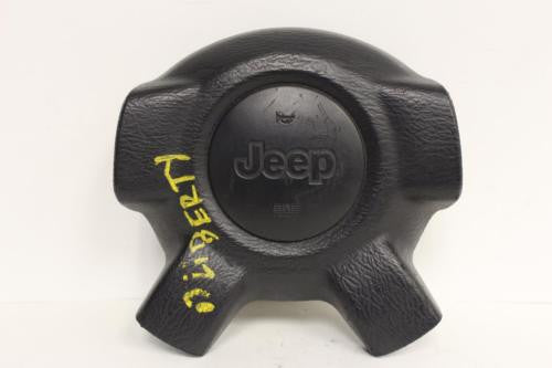 2003-2006 JEEP LIBERTY DRIVER STEERING WHEEL DRIVER AIRBAG P5JS05DX9AB