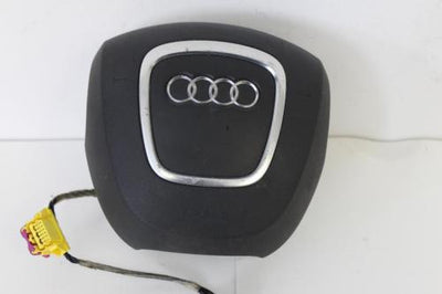 10-12 Audi A4 Oem Left Front Driver Side Steering Wheel Airbag Black Air Bag