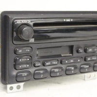 2001-2004 Ford Mercury  Radio Stereo Am/ Fm Cassette Cd Player