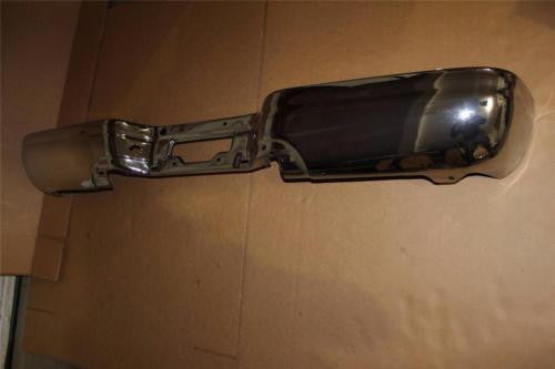 1997-2003 FORD F150 XL3Z17906CBCP Rear Step Bumper CHROME  FACTORY OEM  02 01 00