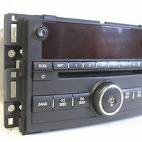 2006-2007 Saturn Ion Radio Stereo Cd Aux In Player 15814424