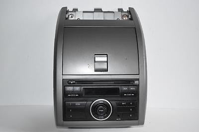 2009-2012 NISSAN SENTRA  RADIO STEREO CD PLAYER CY12F
