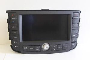 2007-2008 Acura Tl Navigation  Lcd Display Screen 39050-Se9-A3