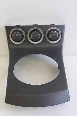 2003-2004 NISSAN 350Z A/C HEATER TEMPERATURE CLIMATE CONTROL BEZEL 96941 CD000