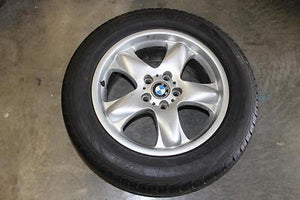 BMW X5  YOHOHAMA STAR SPOKE 255/ 55R18  WHEELS & TIRES