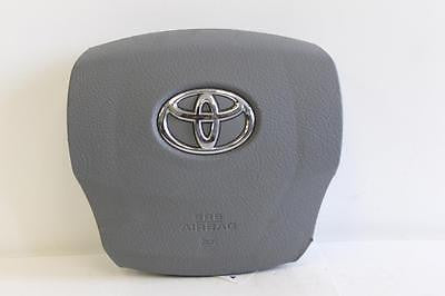 2005-2012 TOYOTA AVALON  DRIVER STEERING WHEEL AIR BAG GREY