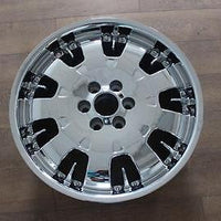 "GMC ESCALADE TAHOE SIERRA YUKON 22"" CHROME ALLOY WHEEL RIM 19202171"