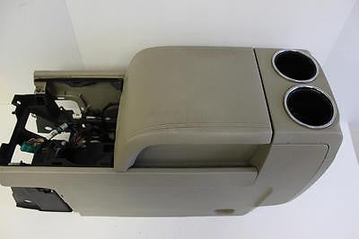 2007-2009 Lincoln Navigator Floor Center Console