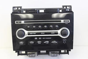 2009-2010 Nissan Maxima Radio Stereo 6 Disc Changer Cd Player 28185 9N00A