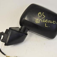 2004-2008 MITSUBISHI LEFT DRIVER SIDE DOOR REAR VIEW MIRROR