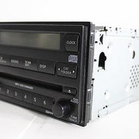 2005-2007 Nissan Xterra  Pathfinder Radio Stereo 6 Disc Changer Cd Player