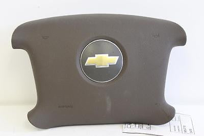 2006-2013 CHEVY IMPALA  DRIVER STEERING WHEEL AIR BAG BROWN