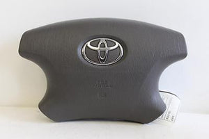 2002-2004 Toyota Camry Driver Steering Wheel Air Bag Grey