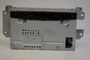 2010-2012 Ford Fusion Radio Stereo Receiver Cd Player Be5T-19C175-Aa