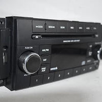 2011-2013 CHRYSLER JEEP DODGE RES RADIO STEREO MP3 CD PLAYER