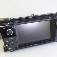 2014-2016 TOYOTA COROLLA RADIO STEREO CD PLAYER 86140-02050 100149