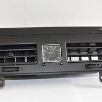 2009-2011 LINCOLN NAVIGATOR CENTER DASH AIR VENT BEZEL W/ CLOCK